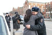 Полиция поздравила тулячек с 8 Марта, Фото: 33