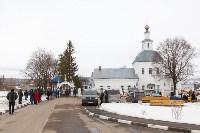 В селе Себино прошло богослужение в честь 18-летия обретения мощей святой Матроны, Фото: 1
