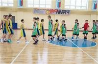 Соревнования за первенство Тульской области по баскетболу среди юношей и девушек. 1 октября, Фото: 13