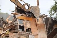 Снос цыганских домов на Косой Горе, Фото: 51