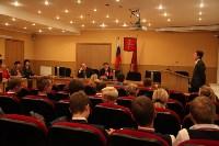 Юрий Цкипури и Евгений Авилов наградили команды Лицея №2., Фото: 8