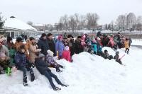 Как туляки провожали зиму на набережной Упы, Фото: 98