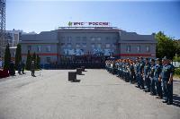 Молодые сотрудники Главного управления МЧС России по Тульской области торжественно приняли присягу, Фото: 27