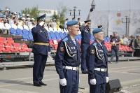 Генеральная репетиция парада Победы в Туле, Фото: 41