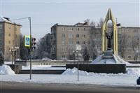 Новый светофор на Щекинском шоссе, Фото: 2