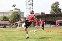 Тренировка «Арсенала» на стадионе «Желдормаш», Фото: 42