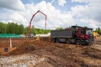 Строительство перинатального центра в Туле. 14.05.19, Фото: 16