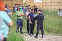 Демонтаж незаконных цыганских домов в Плеханово и Хрущево, Фото: 24