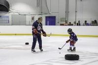 Легенды хоккея провели мастер-класс в Туле, Фото: 8