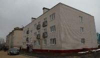 В Дубне жители дома ансамбля промышленной усадьбы Мосоловых получили ключи от новых квартир, Фото: 1