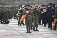 Репетиция Парада Победы в подмосковном Алабино, Фото: 39