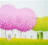 Картины японского художника Phan Thu Trang, Фото: 4