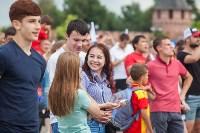 Матч Испания - Россия в Тульском кремле, Фото: 3