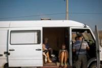 Пробки на Керченской переправе, Фото: 13