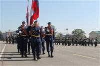 Военный парад в Туле, Фото: 15