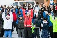 Физкультминутка на площади Ленина. 27.12.2014, Фото: 49