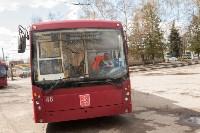 Конкурс водителей троллейбусов, Фото: 101