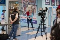 В Новомосковске стартовал молодежный чемпионат России по хоккею, Фото: 2