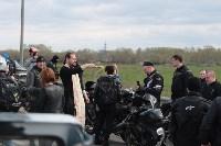 Открытие мотосезона в Новомосковске, Фото: 8