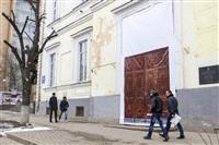 Дом офицеров освободили от незаконной рекламы, Фото: 7