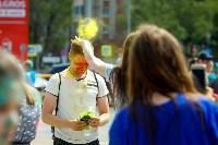 В Туле прошел фестиваль красок и летнего настроения, Фото: 64
