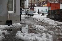 """""""Потоп"""" в Туле 2 марта 2016 года, Фото: 2"""