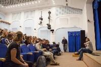 Юрий Быков в Ясной Поляне, 31.10.2015, Фото: 67