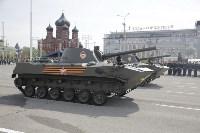 Генеральная репетиция парада Победы в Туле, Фото: 9