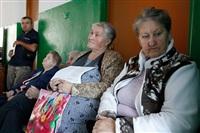 Выездная поликлиника в поселке Мещерино Плавского района, Фото: 15