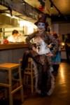 Хэллоуин в ресторане Public , Фото: 37