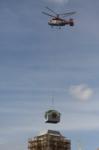 Установка шпиля на колокольню Тульского кремля, Фото: 19