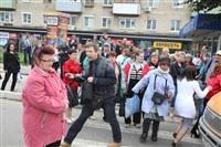 Митинг предпринимателей на ул. Октябрьская, Фото: 3
