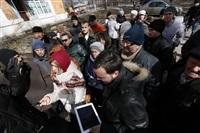 Собрание жителей в защиту Березовой рощи. 5 апреля 2014 год, Фото: 13