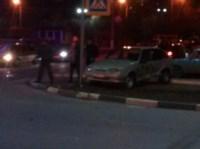 Авария на перекрестке Ложевая-Степанова. 11.11.2014, Фото: 3