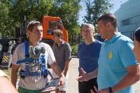 Евгений Авилов наградил победителя конкурса граффити «Другое восприятие», Фото: 3