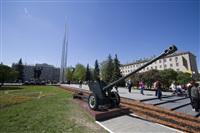 Празднование 69-й годовщины победы в Великой Отечественной войне на площади Победы. Тула, Фото: 44