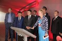 Полномочный представитель Президента России в ЦФО осмотрел мемориал «Защитникам неба Отечества», Фото: 13