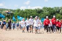 Акробаты и боксеры в летнем лагере, Фото: 57
