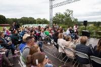 Агриппина Стеклова на фестивале Толстой, Фото: 2