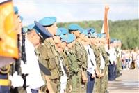 Тульские десантники отмечают День ВДВ, Фото: 2