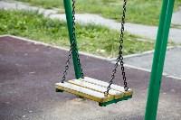 Детские площадки в Тульских дворах, Фото: 29