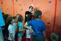Соревнования на скалодроме среди детей, Фото: 50