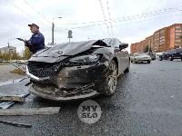 ДТП Красноармейский пр. - Лейтейзена, 11.10.19, Фото: 15