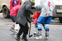 В Новомосковске завершился Кубок Федерации хоккея Тульской области среди дворовых команд, Фото: 9
