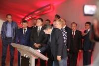 Полномочный представитель Президента России в ЦФО осмотрел мемориал «Защитникам неба Отечества», Фото: 12