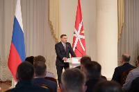 Губернатор Алексей Дюмин вручил государственные и региональные награды, Фото: 5