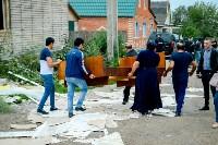 В Плеханово убирают незаконные строения, Фото: 40