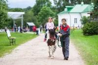 Агриппина Стеклова на фестивале Толстой, Фото: 17