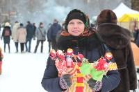 В Центральном парке Тулы прошли масленичные гуляния, Фото: 10