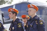 """Открытие соревнований """"Школа безопасности"""", Фото: 45"""